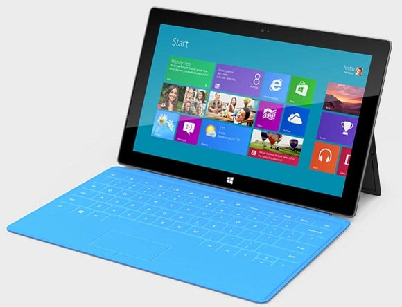 Microsoft Surface tablet: iPad's new rival?