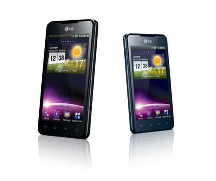 LG Optimus 3D Max P725