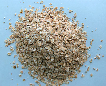 Oats are a rich source of fibre