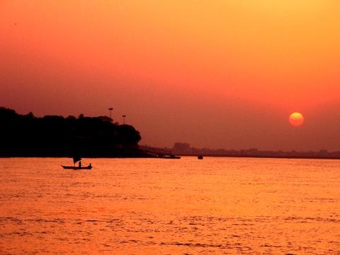 The Ganges, Bihar