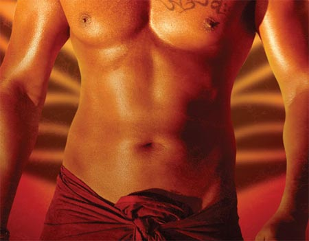 The CELEBRITY ABS Quiz: Guess who's who!