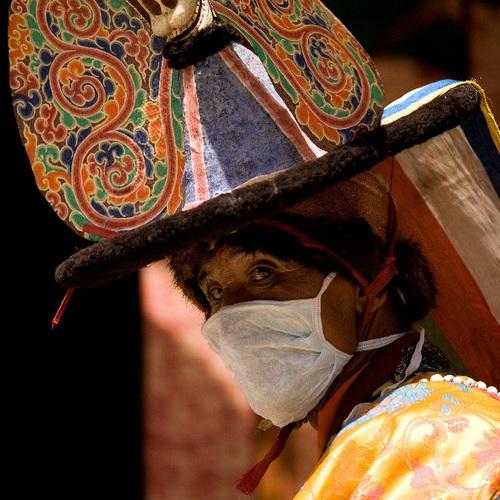 Karsha Mask Dance festival