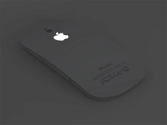 MINDBLOWING! iPhone 5 concept design TOTALLY ROCKS