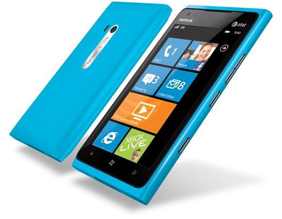 Nokia's Lumia 900