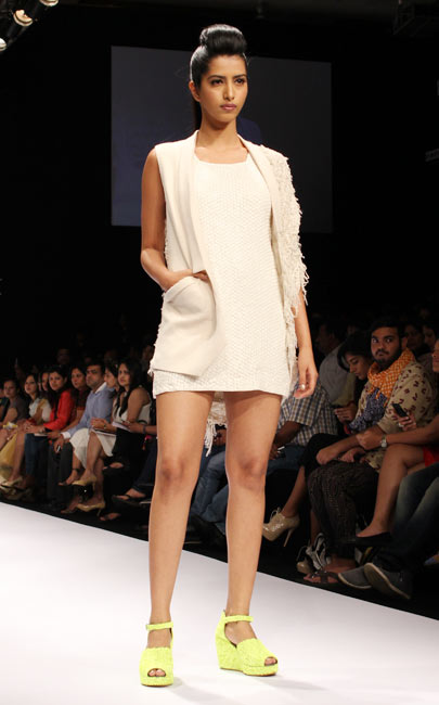 IN PICS: Lakme Fashion Week gets off to a blazing start