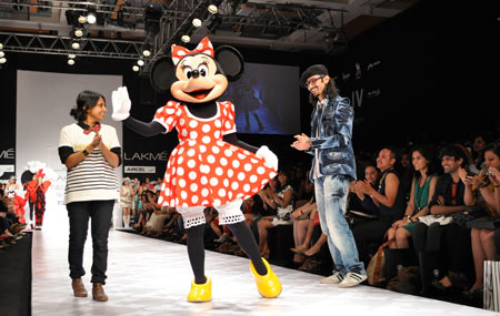 IN PICS: How Minnie Mouse turned fashion icon!