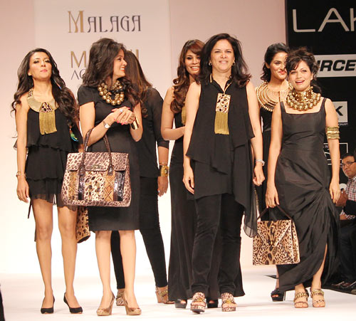 HOT PICS: Vidya, Mia, Maria turn up the heat at LFW