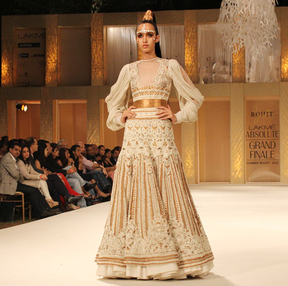 IN PICS: The GRANDEST grand finale of LFW