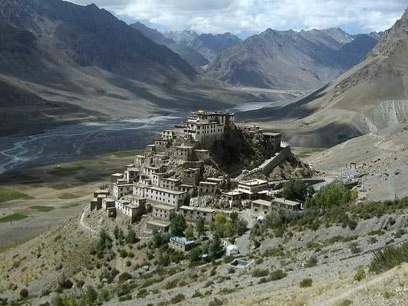 5. Spiti Valley, Himachal Pradesh