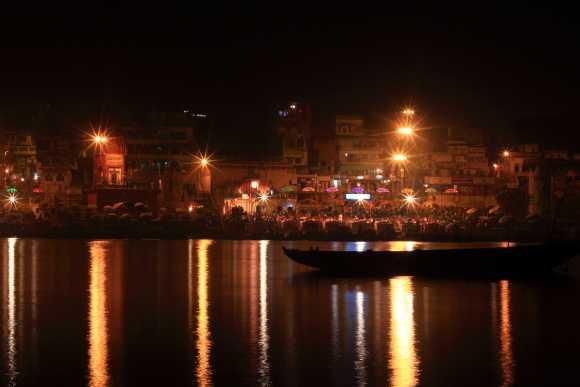 The Ghats of Varanasi