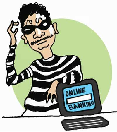 Banking online? How to avoid identity theft