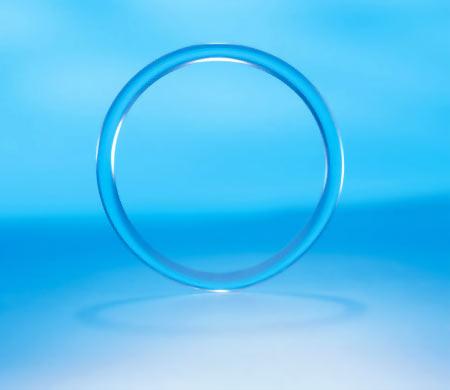 A vaginal ring