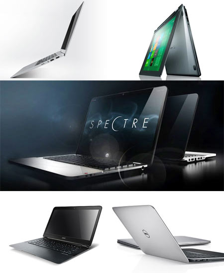 These 7 ULTRABOOKS will REDEFINE computing