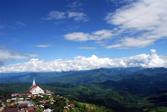 Often referred to as the Stalingrad of the East, Nagaland is home to some of the most breathtaking sights in the country and is one of the seven sister states of Northeast India.