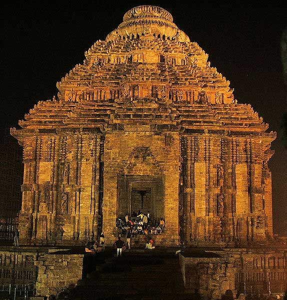 Orissa finds an honourable mention in the English language etymology. The word Juggernaut owes its roots to the Rath Yatra of the Jagannath Temple in Puri. Besides Puri, Orissa has several popular tourist destinations including Konark and Bhubaneswar that form the Golden Triangle of eastern India.