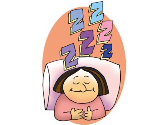 Geta good night's sleep to get rid of migrane headaches