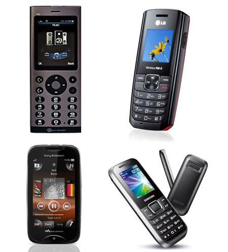 TOP 5: Best music phones under Rs 6,000