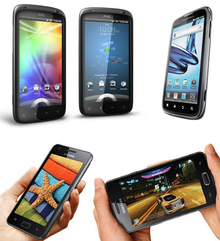 Five dual-core Android smartphones under Rs 25,000