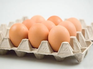 Eggs are a good source of multiple B Vitamins