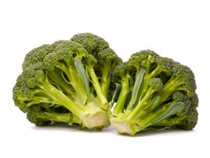 Broccoli is rich in Vitamin A