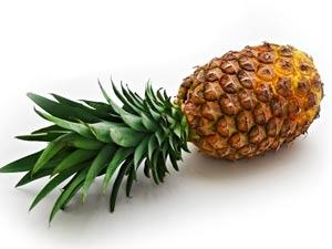 Get your daily dose of Vitamin C with citrus fruits like pineapple