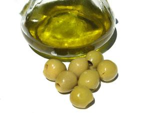 Olive oil is rich in Vitamin E