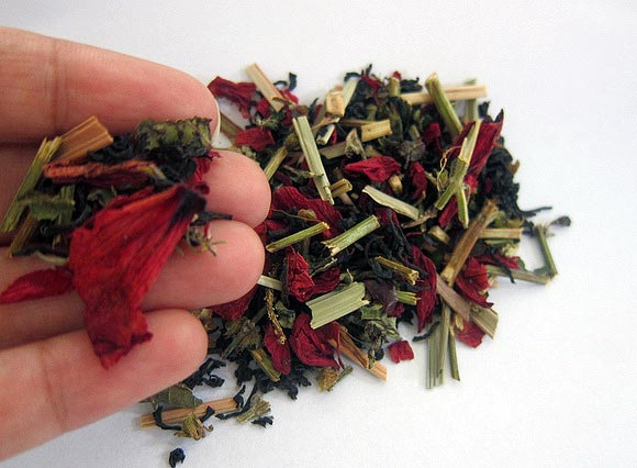 Snigdha owns more than 100 exotic and rare teas from around the world