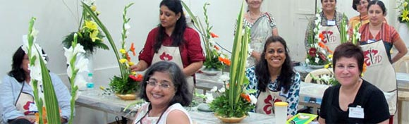 Formal education is an added benefit for florists