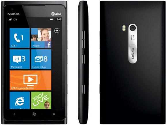 Nokia Lumia 900, N9 and 808 PureView
