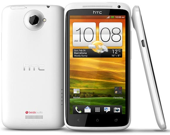 Sony Xperia S and HTC One X