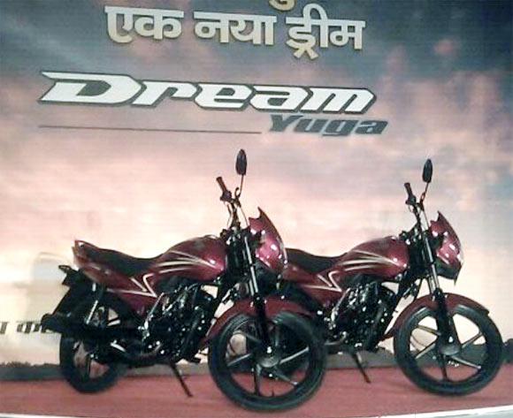 Will Akshay Kumar help Honda's Dream Yuga to the top spot?