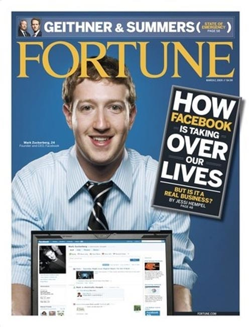 Cover of Fortune Magazine