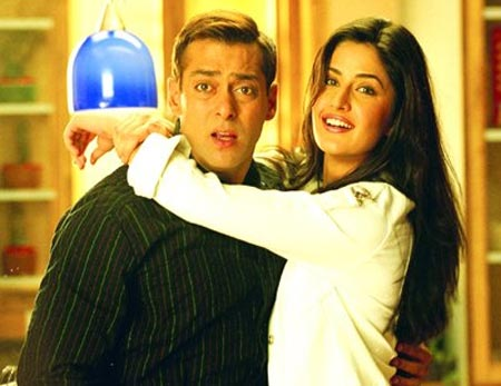 Things didn't work out for Katrina Kaif and Salman Khan -- there's
