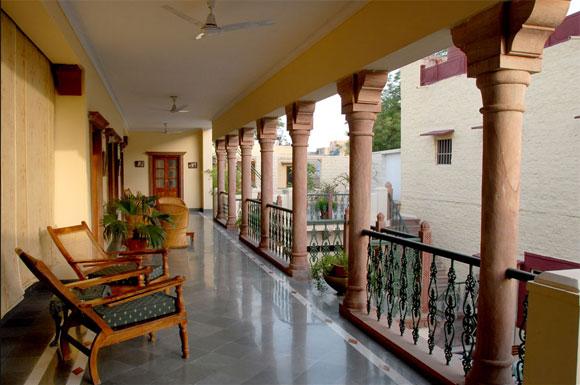 Hotel Ratan Vilas