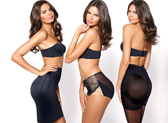 The Marks and Spencer Secret Slimming Bum Lift collection
