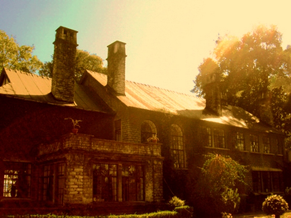 Morgan House in Kalimpong