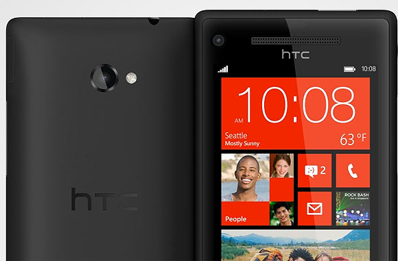HTC launches Windows Phone 8X, 8S in India
