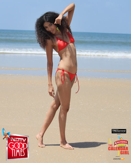 Kingfisher Calendar 2013 The Bikini Body Battle Rediff