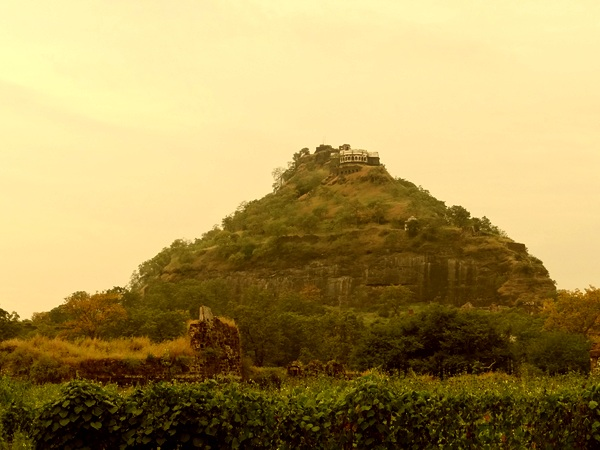 IN PICS: The indomitable Daulatabad Fort of Aurangabad