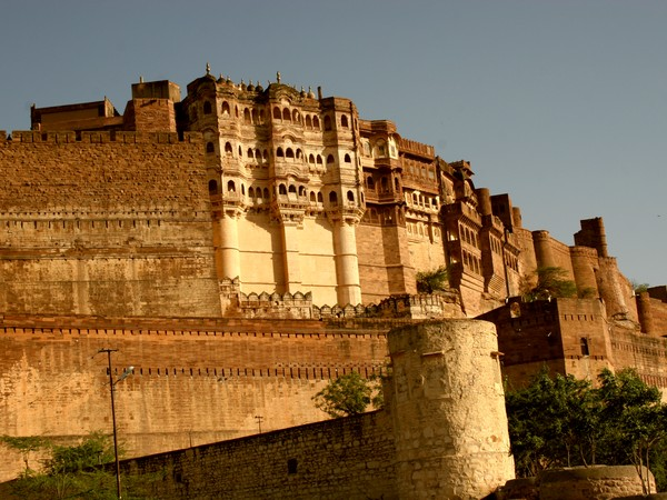 Mehrangarh Fort at Jodhpur