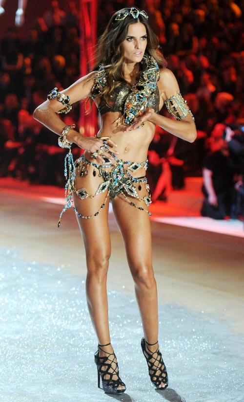 Izabel Goulart for Victoria's Secret