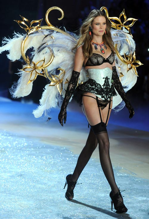 Behati Prinsloo for Victoria's Secret