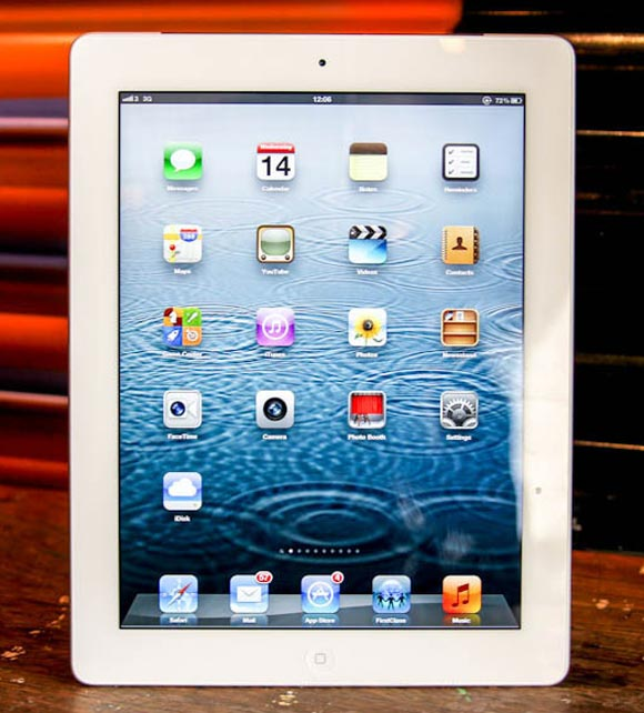 New Apple iPad (3rd Generation)