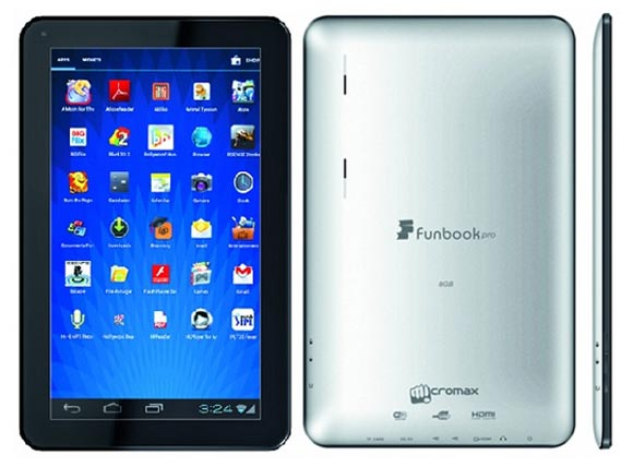 Five tablets to light up your Diwali