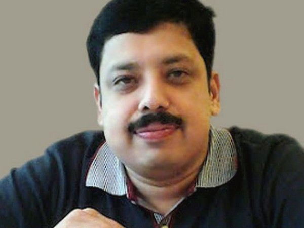 Anand Neelakantan, author of Asura -- Tale of the Vanquished: The Story of Ravana and His People