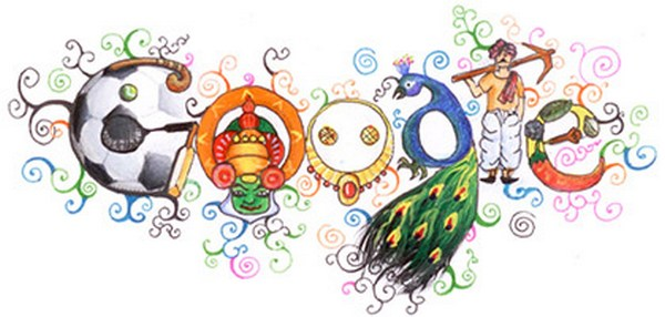 Children's Day: Chandigarh boy doodles for Google