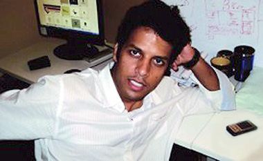 Rishabh Gupta, CEO, LetsIntern