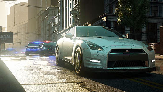 Need For Speed returns with a BANG!