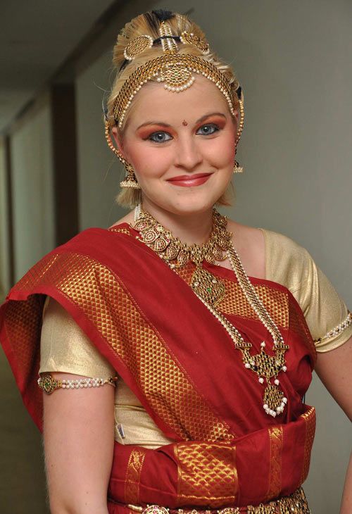 Tamil Nadu Brahmin bride