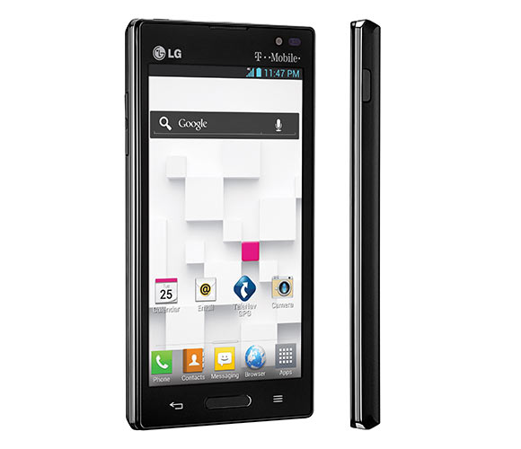 LG Optimus L9 launched in India for Rs 22,000